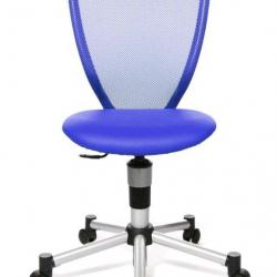 Rosnące krzesełko Titan Junior niebieskie
