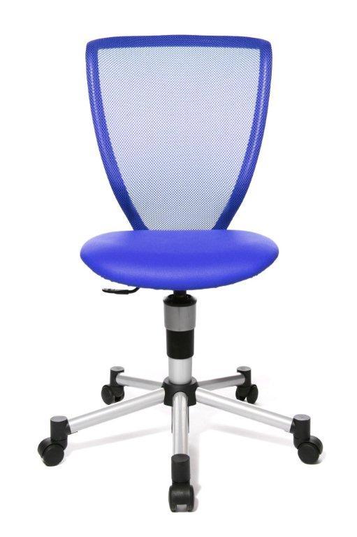 Rostoucí židle Titan Junior modrá