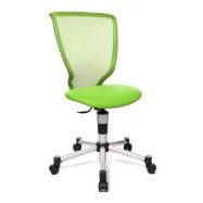 Rostoucí židle Titan Junior zelená