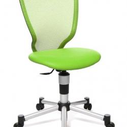 Rosnące krzesełko Titan Junior zielone