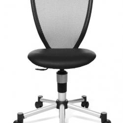 Rosnące krzesełko Titan Junior czarne