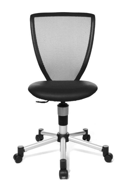 Rostoucí židle Titan Junior černá