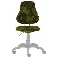 Rostoucí židle Fuxo Army 846