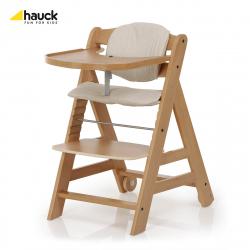 Rastúca detská stolička Beta + Vrátane bezpečnostných pásov