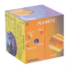 Didaktická kniha v kocke - Planéty