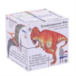 Zabawka dla dzieci - ZooBooKoo Dinozaury
