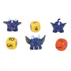 Hravé počítanie s příšerkama - Level 1