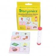 Storyonics - Úžasné dobrodružství
