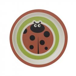 Zopa Bambusový tanierik, Ladybird