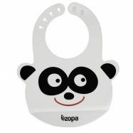 Zopa Silikónový podbradník , Panda