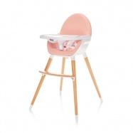 Zopa Krzesełko dziecięce DOLCE Blush Pink