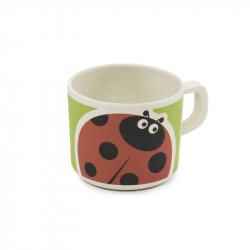 Zopa Bambusový hrnček, Ladybird
