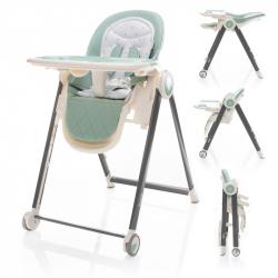 Dětská židlička Space, Misty Green