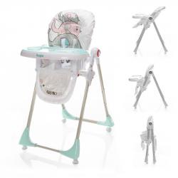 Dětská židlička Monti, Elephant Herd