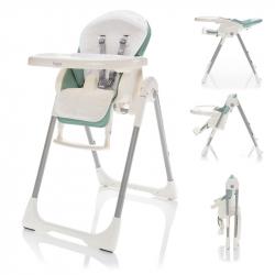 Dětská židlička Ivolia, Silver Green