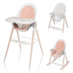 Dětská židlička Elite, Pink