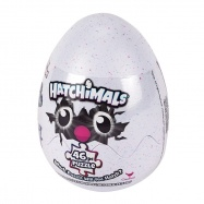 HATCHIMALS PUZZLE 46ks VE VAJÍČKU