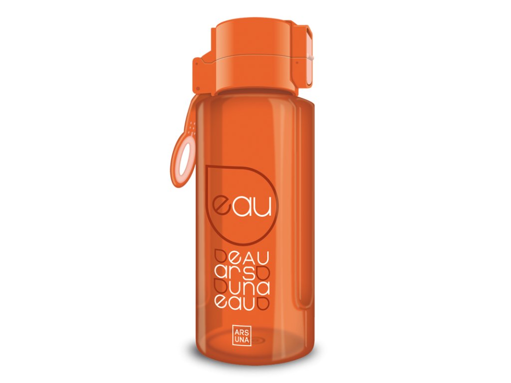 Fľaša Autonomy 3 orange 650 ml