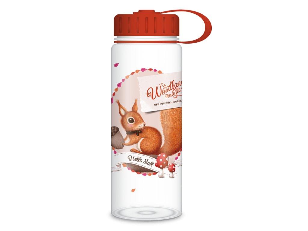 Fľaša na pitie Veverička Woodland Magic 500ml