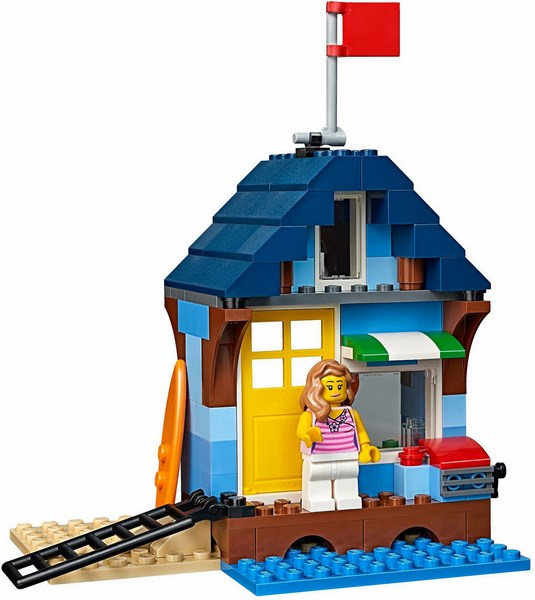 LEGO® Creator Dovolená na pláži 31063