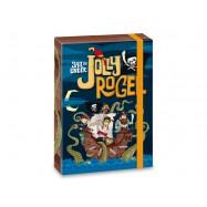 Box na zošity Pirát Jolly Roger A4