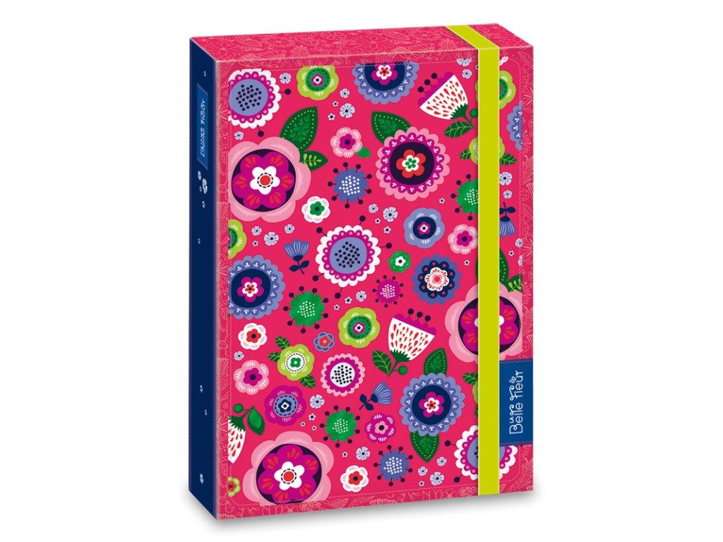 Box na zošity La belle fleur A4