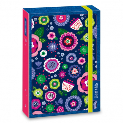 Box na zošity La belle fleur A5