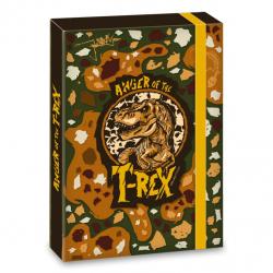 Box na sešity T-Rex A4