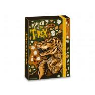 Box na zošity T-Rex dinosaurus A5
