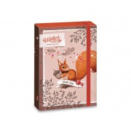 Box na zošity Veverička Woodland Magic A4