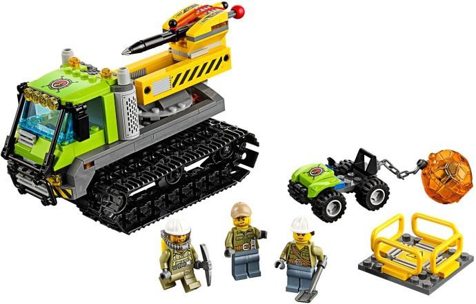 LEGO® CITY Výhodné balení sopeční průzkumníci 66540