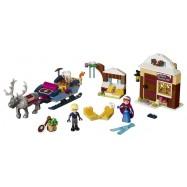 LEGO® Disney Princess Dobrodružství na saních s Annou a Kristoffem  41066