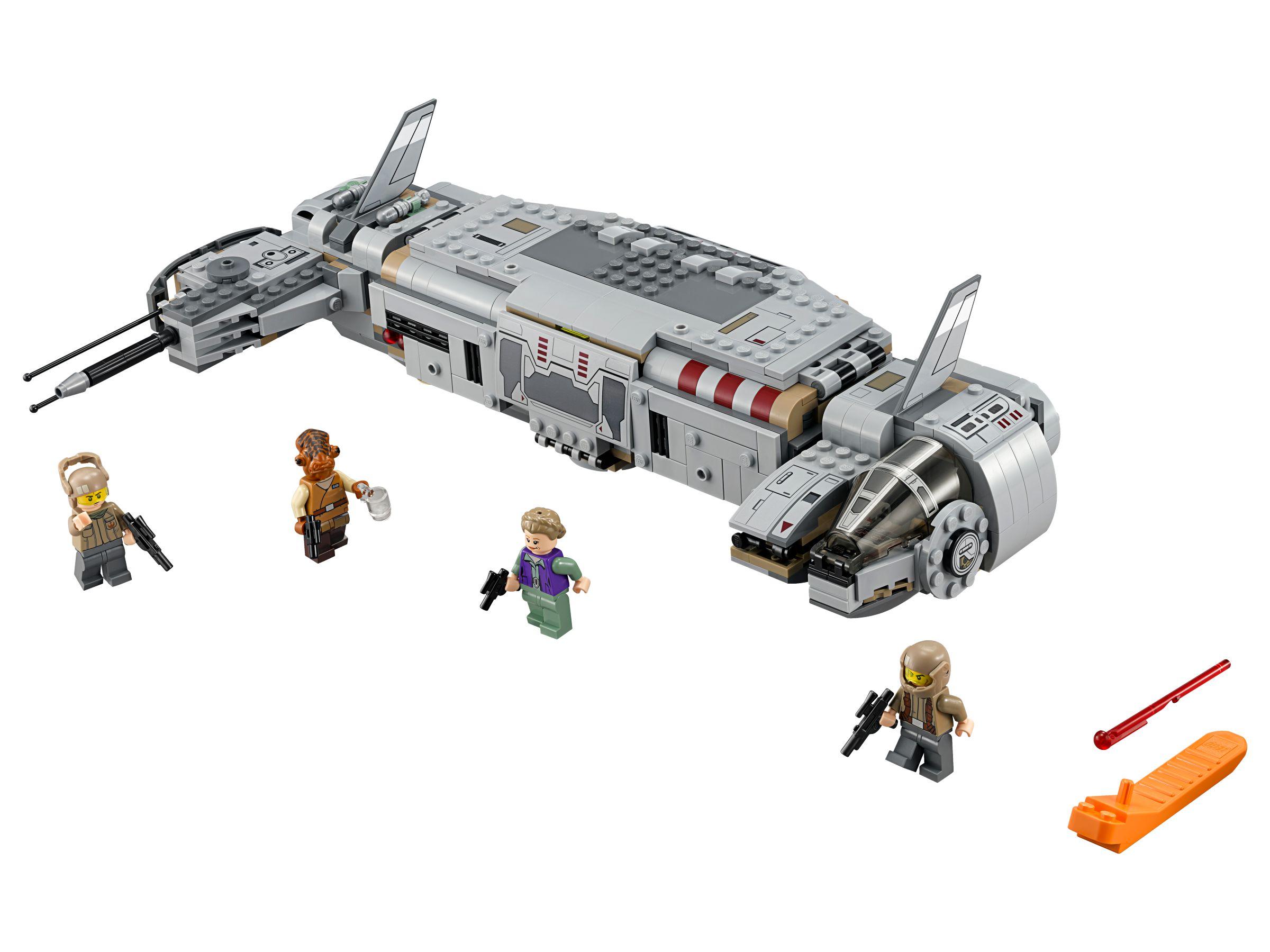 LEGO® Star Wars Vojenský transport Odporu 75140