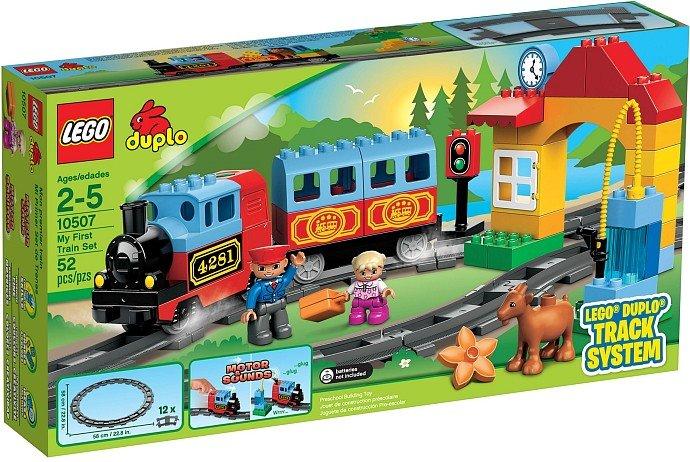 LEGO® DUPLO® Můj první vláček 10507