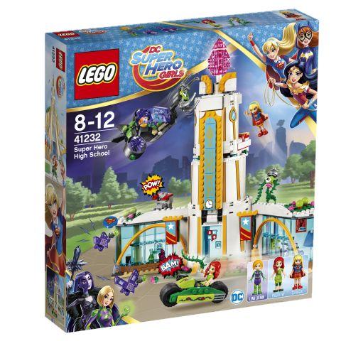 LEGO® Super Heroes Střední škola pro super hrdiny 41232
