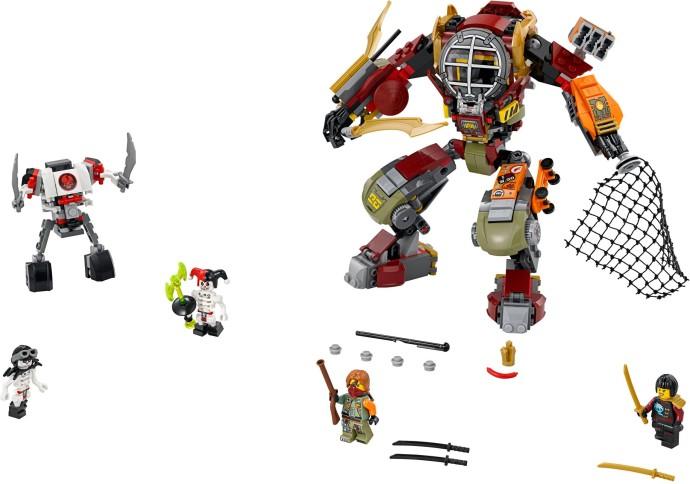 LEGO® Ninjago™ Robot Salvage M.E.C. 70592