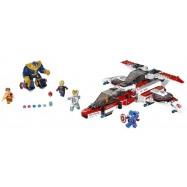 LEGO® Super Heroes Vesmírná mise Avenjet 76049