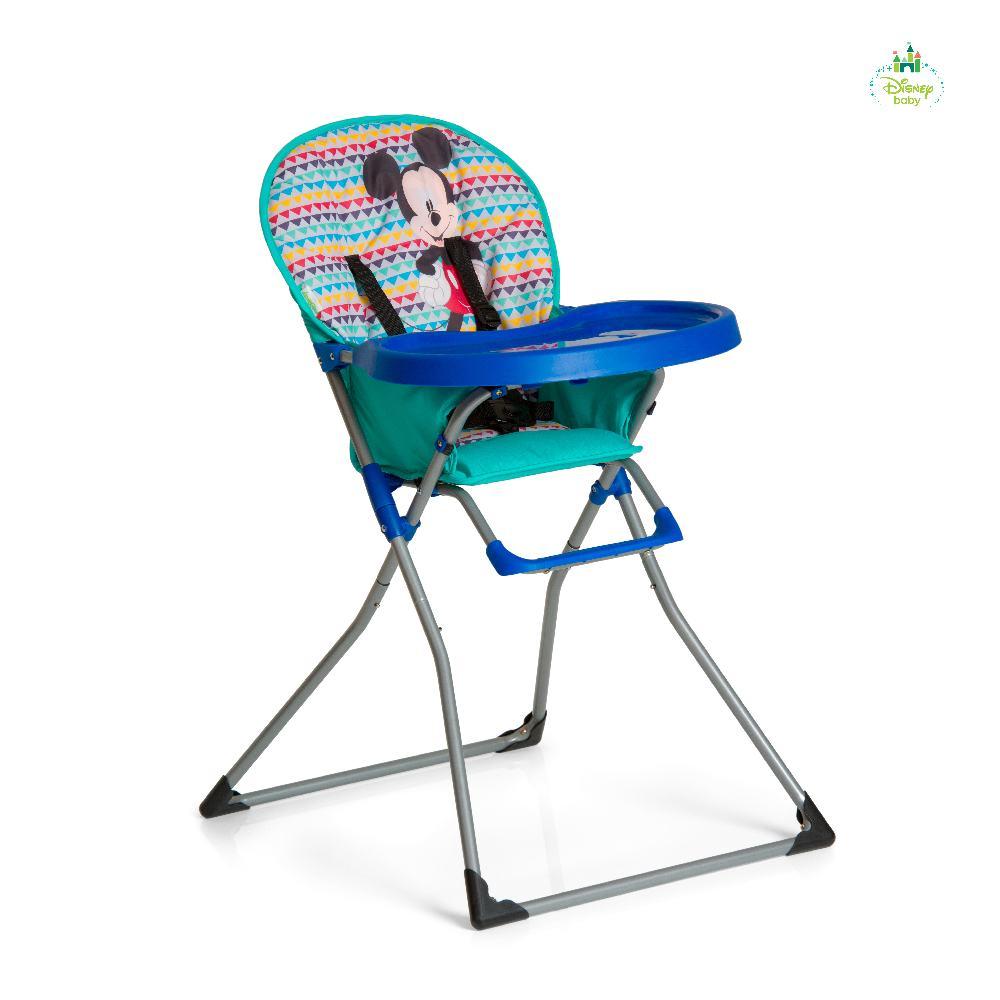 f700d53873c2 Hauck Disney Mac Baby jedálenská stolička  mickey geo blue
