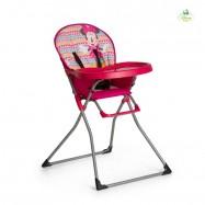 Hauck Krzesełko do karmienia Disnay Mac Baby Minnie Geo Pink