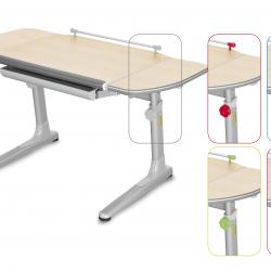 Rosnące biurko Profi 3 klon 32P3 54 TW