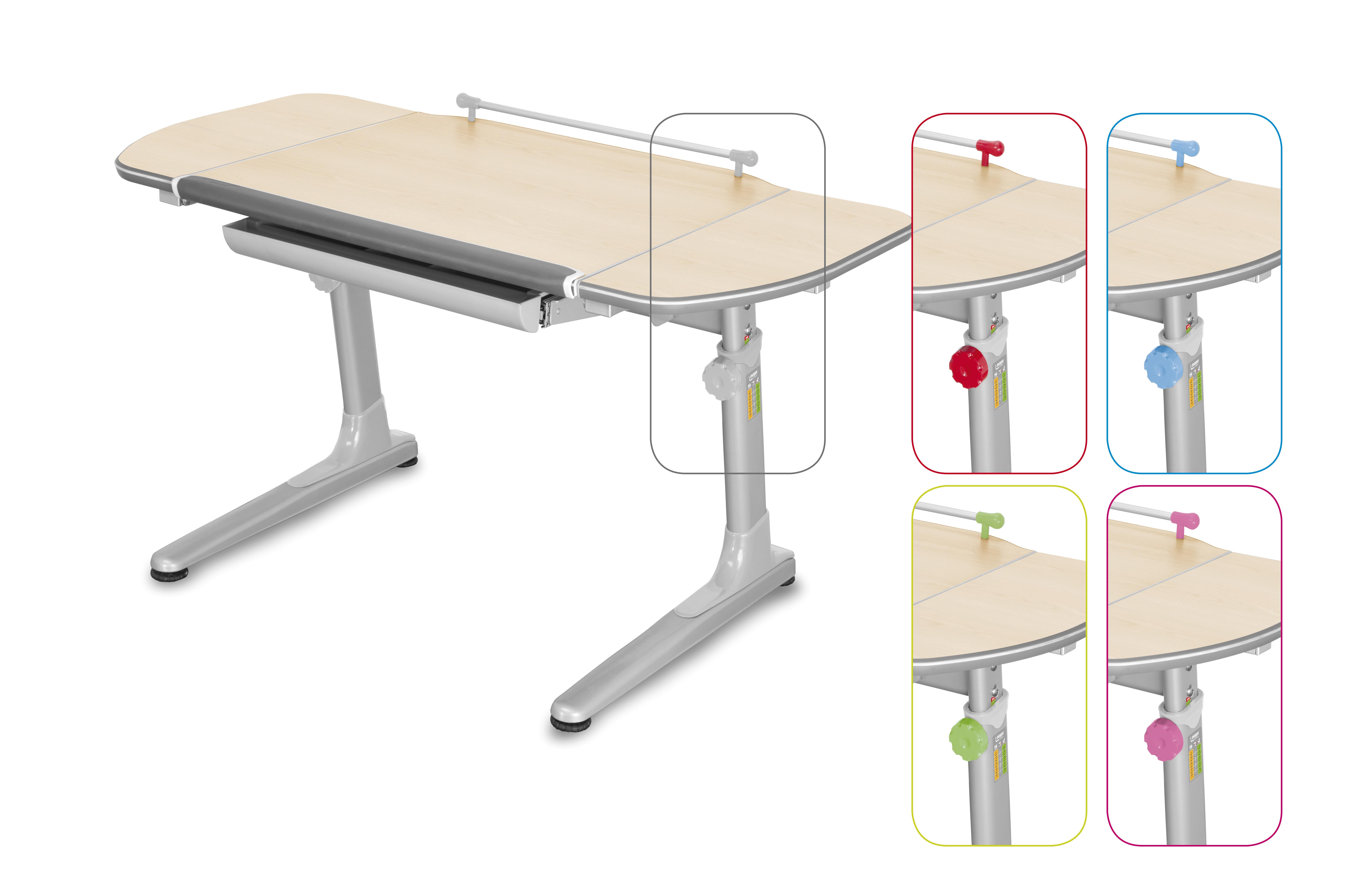 Rostoucí stůl Profi 3 javor 32P3 54 TW