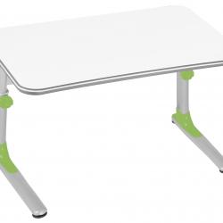 Rosnące biurko JUNIOR 32W1 13 zielone