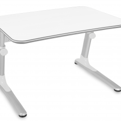 Rosnące biurko JUNIOR 32W1 18 białe