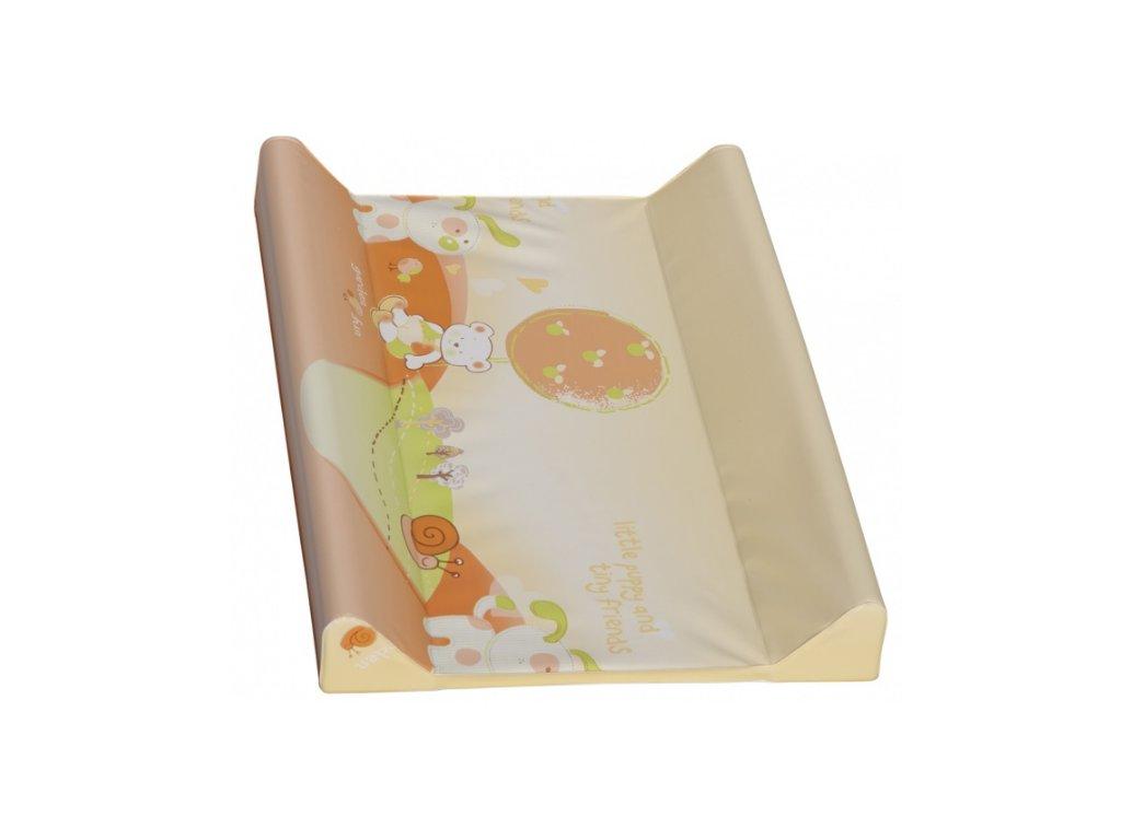 Podložka na komodu Scarlett Nata - dingo oranžová - 50 x 72 cm
