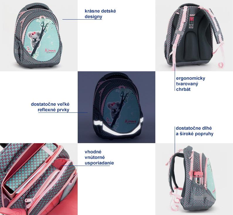 Vybíráme školní batoh